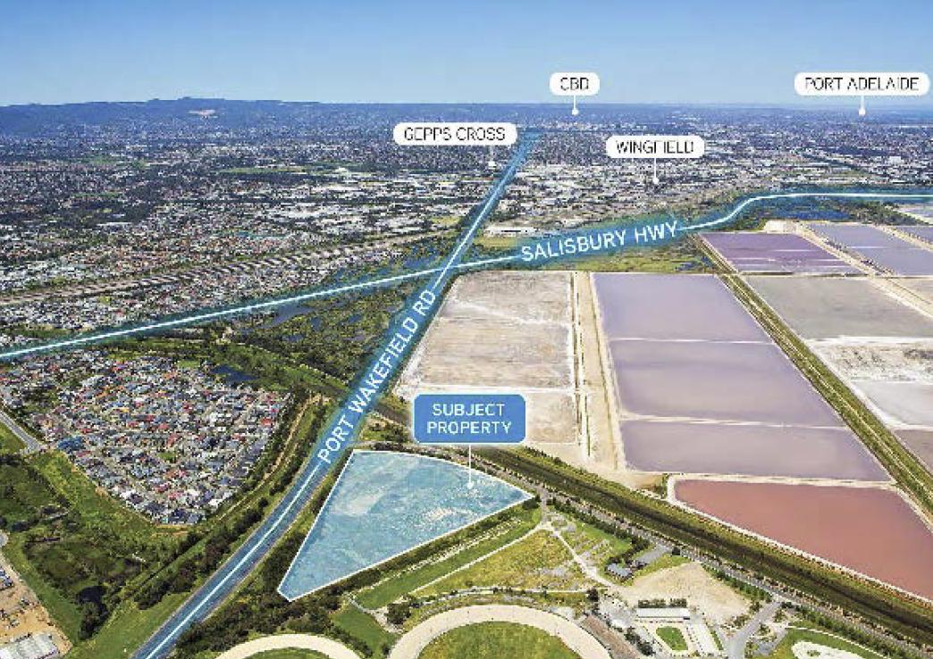 Gemi advances $6m for Globe Derby Park development